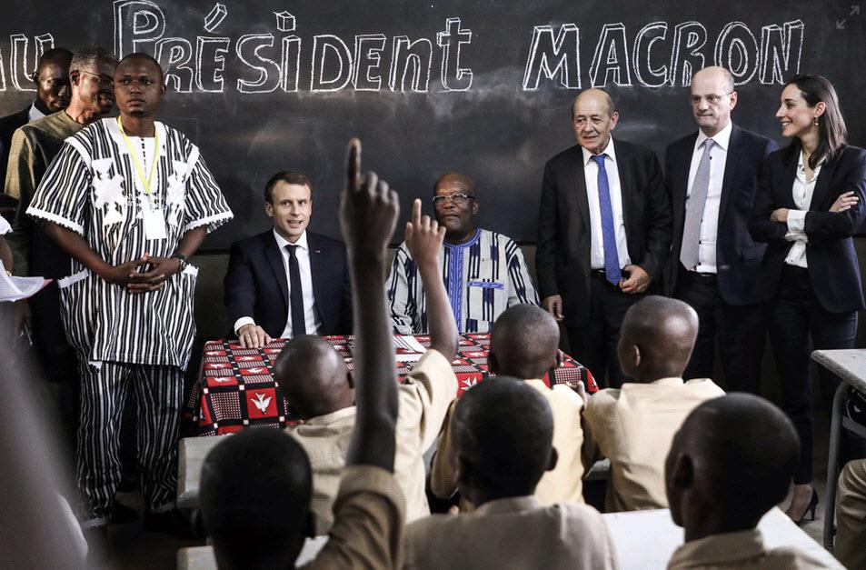 Macron African Art.jpg