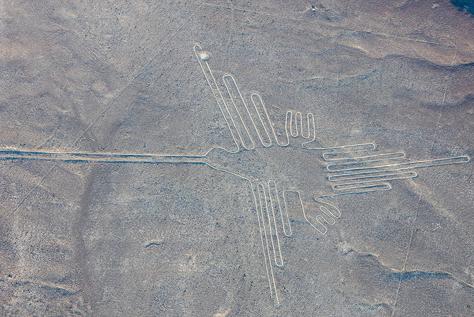 Truck damages Peru's ancient Nazca lines.jpg