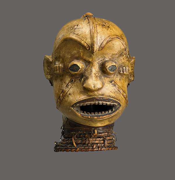 Lot 229. Allen Stone Auction. October 19, 2018  EJAGHAM/EKOI, HEADCREST, NIGERIA   Estimate:  $5,000 - $7,000