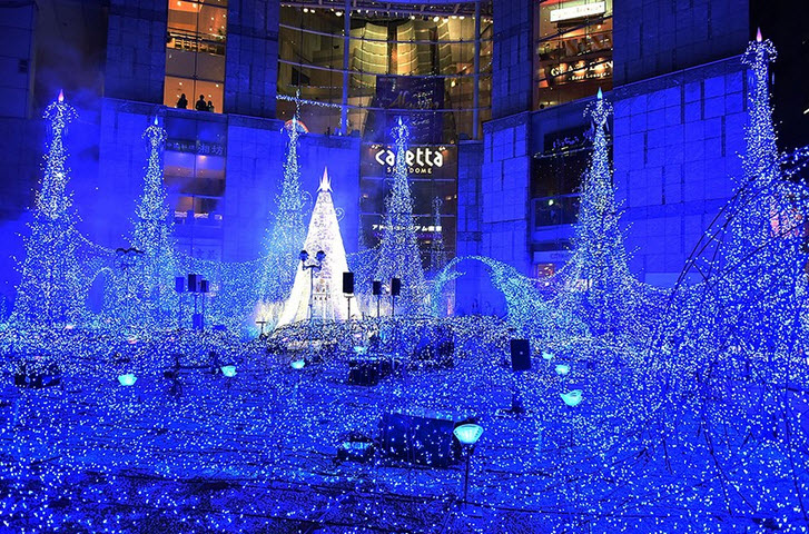 Caretta Shiodome Tokyo