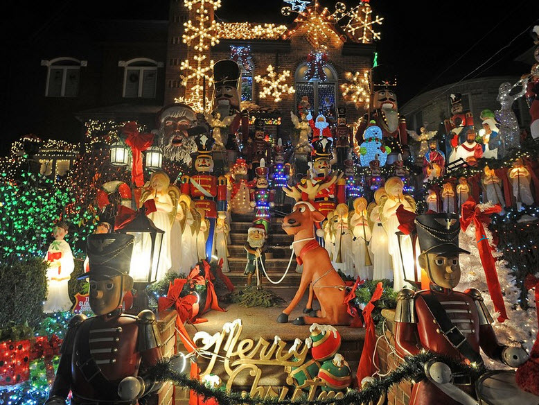 Dyker Heights, Brooklyn, New York