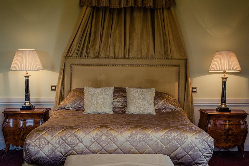 Tulfarris Hotel - Manor House - Bridal Suite