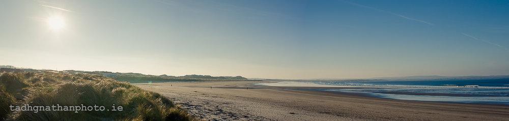 Enniscrone Beach, Co. Sligo