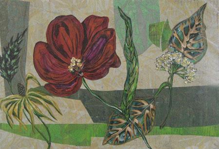 Floral IX