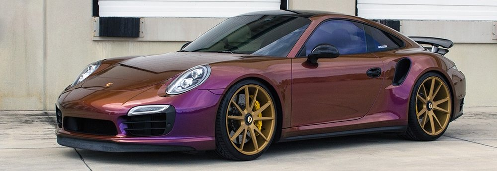 CHANGE THE COLOR OF YOUR CAR — Get Yours Dipped