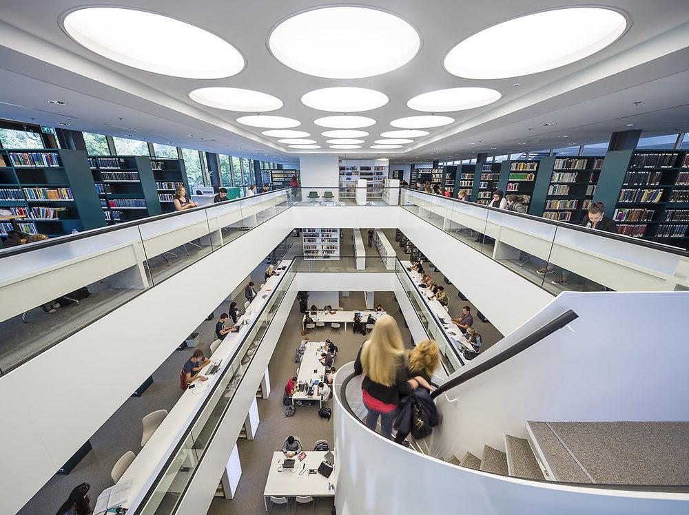 Grotius Bau Nijmegen | CROSS Architecture