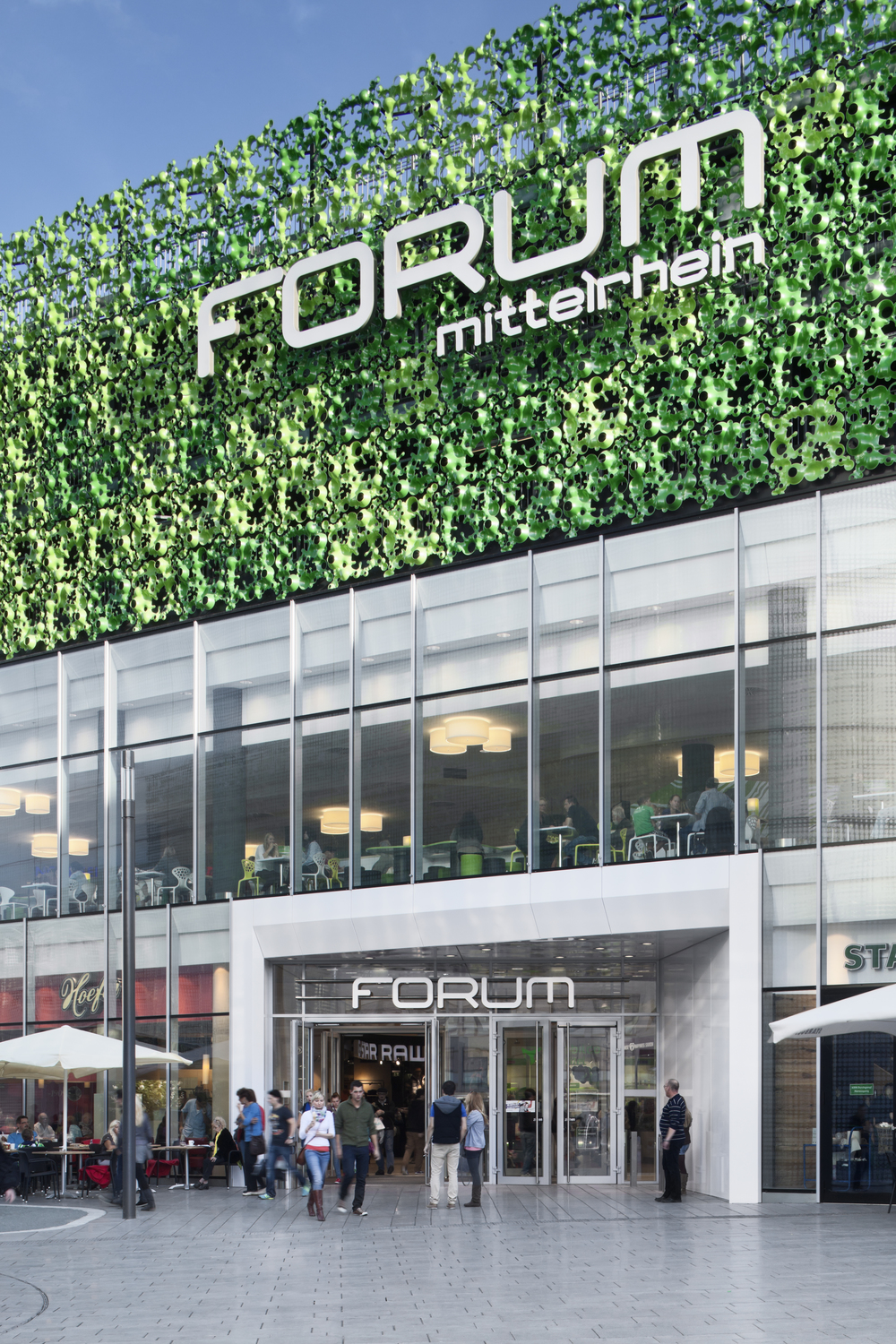 Forum Mittelrhein Koblenz | CROSS Architecture