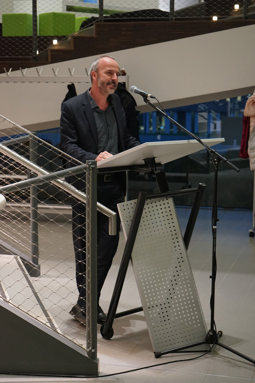 Eröffnung der BDA-Ausstellung Niedersachsen | CROSS Architecture