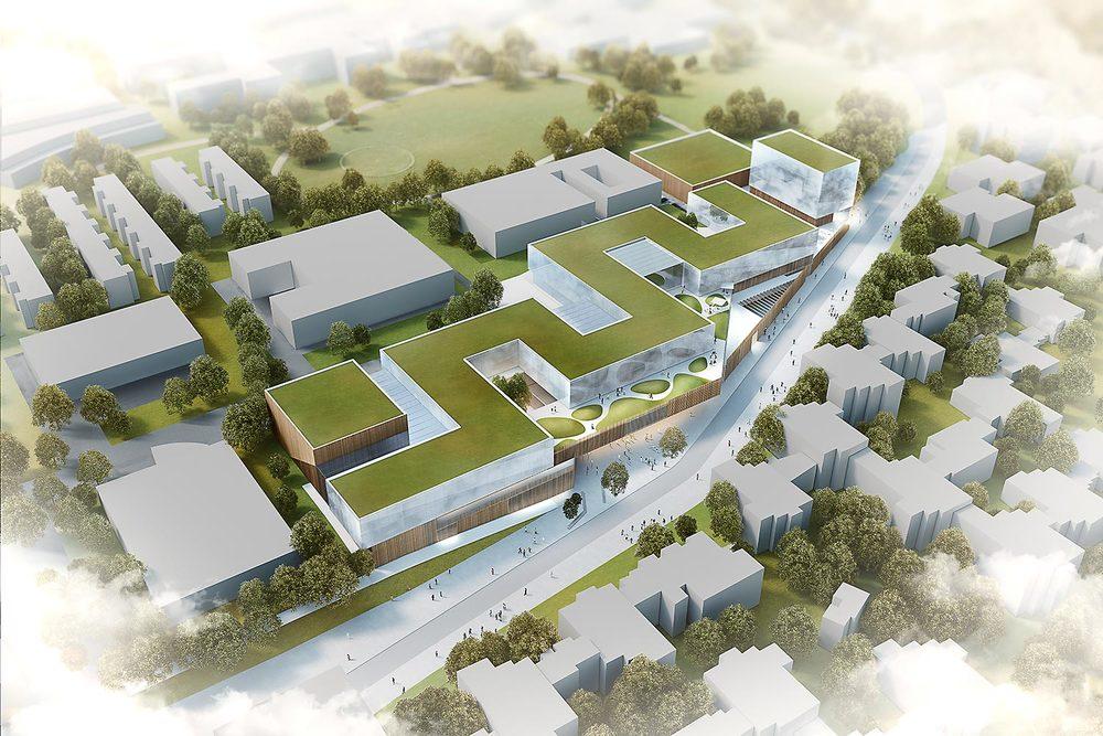 Quantenphysik Stuttgart | CROSS Architecture