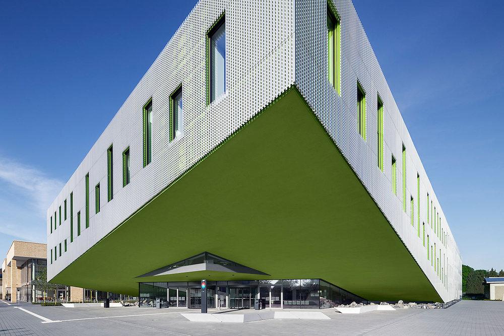 Hörsaalgebäude Osnabrück | CROSS Architecture