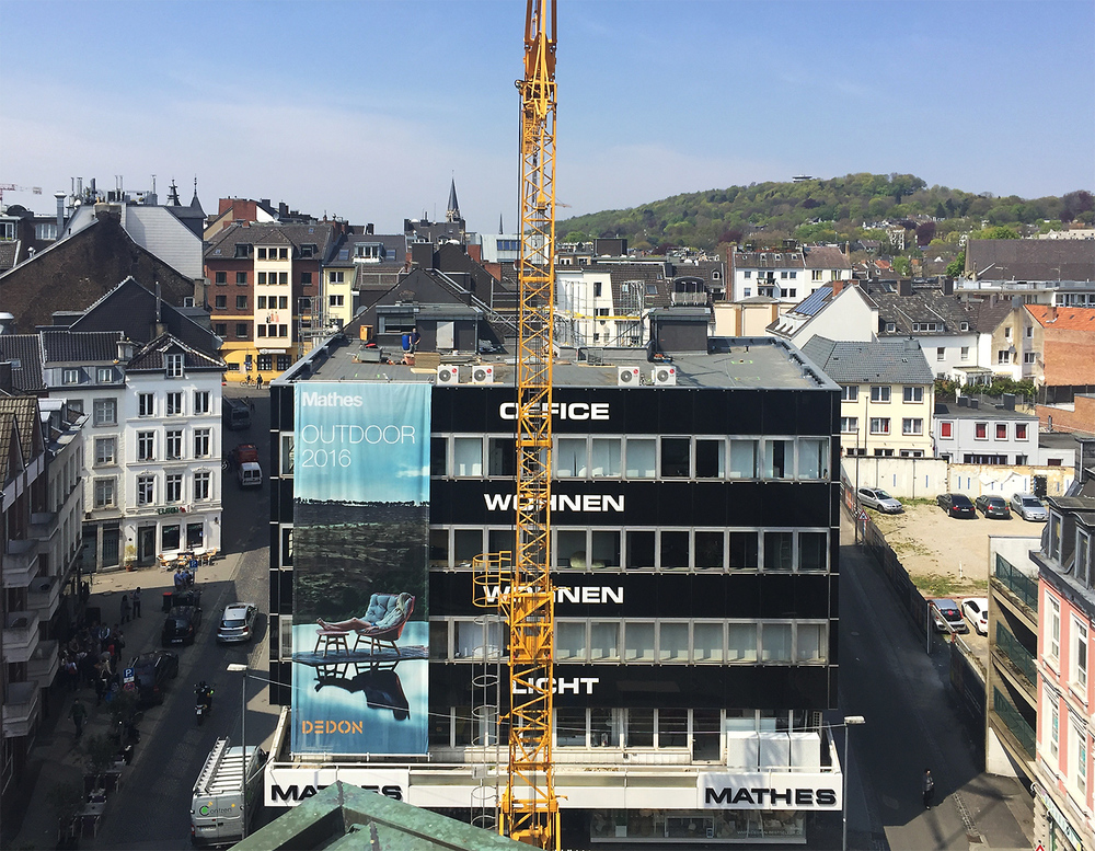 Projekt Penthouse 01 | Aachen | CROSS Architecture
