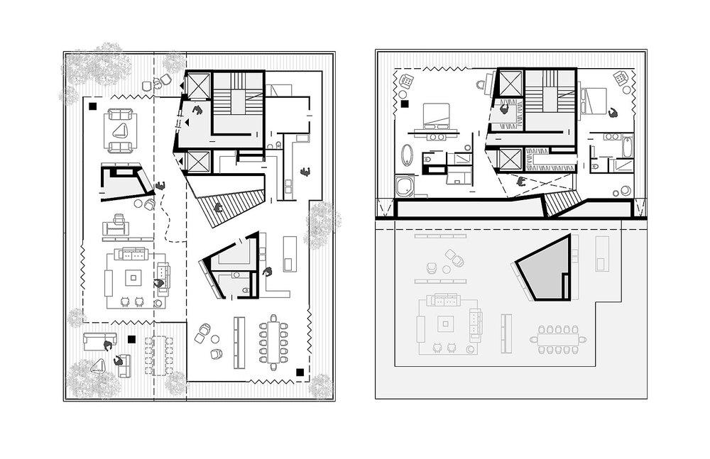 Vertical Villas | CROSS Architecture
