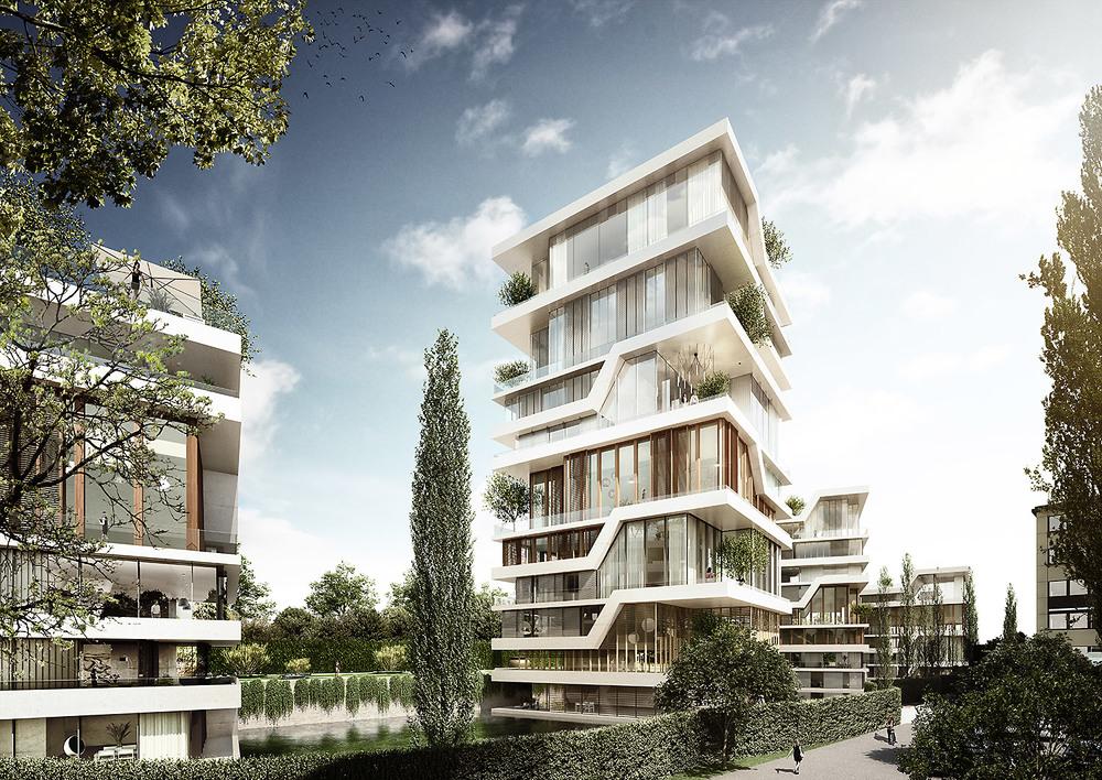 Vertical Villas