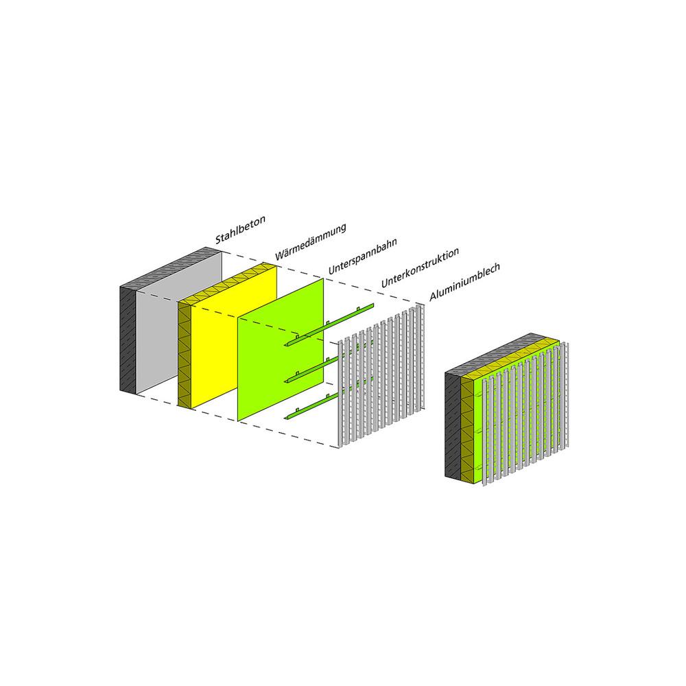 ....Facade Construction..Fassadenkonstruktion....