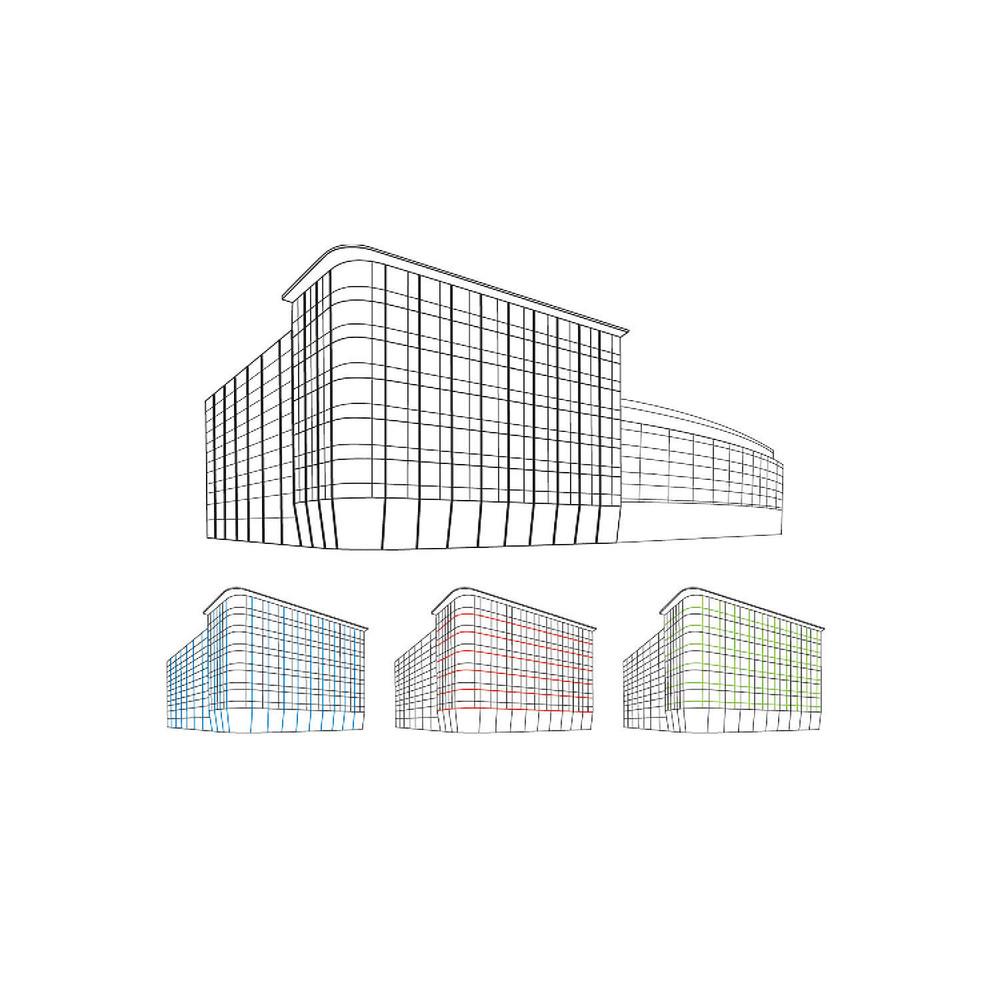 ....Facade..Fassade.... Frankfurter Rundschau
