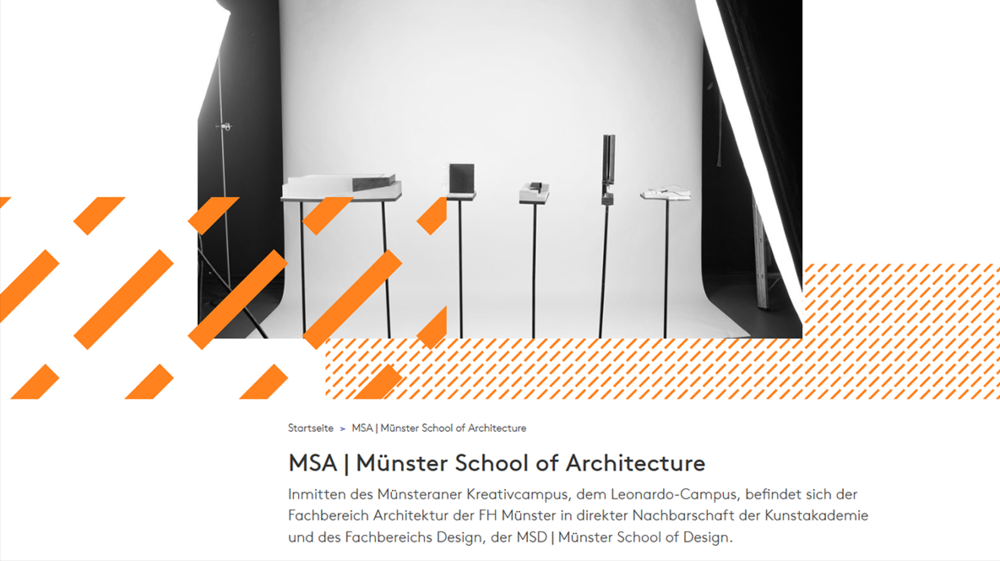 MSA   Münster School of Architecture   FH Münster.png