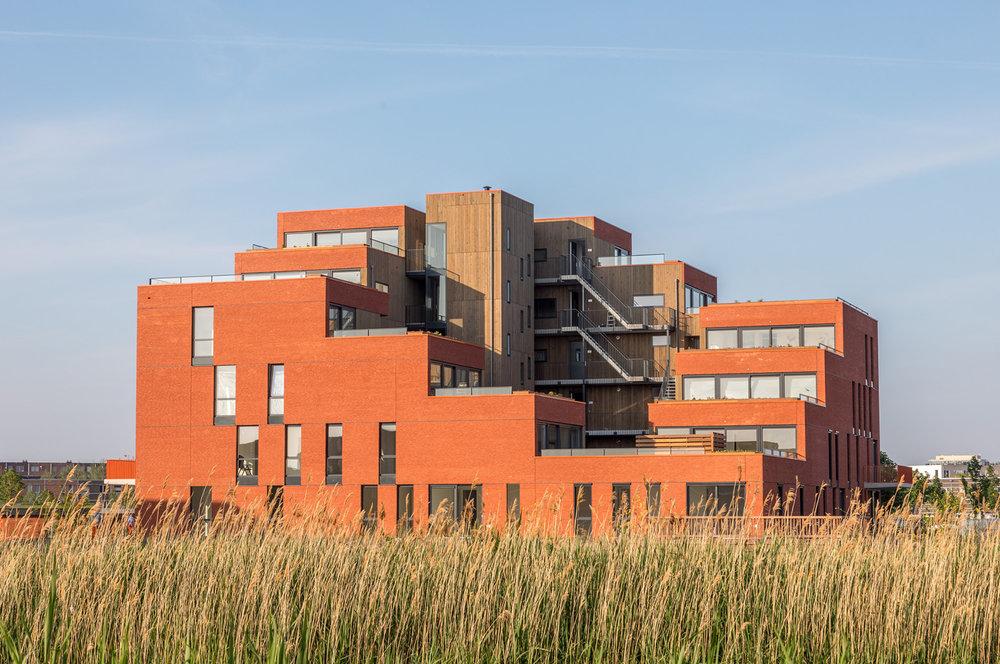 ....Urban Villa Almere..Urbane Villa Almere....