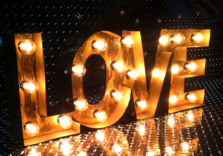 Vintage Style Marquee Lighted Letters made as one unit.jpg