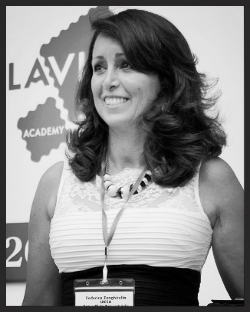 Federica Zanghirella - VP & Club AIS UK Vice Chairwoman