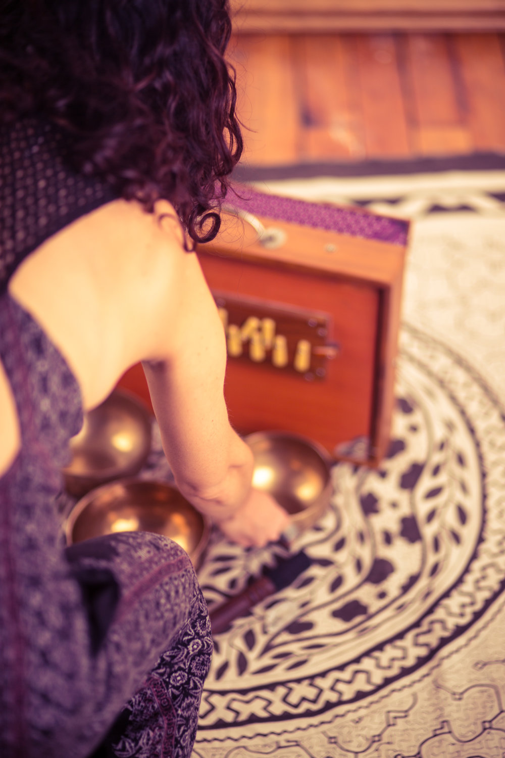 Intuitive Sound Mentorships - Enhance your life, your practice, and your work through a guided 8-week exploration of how sound heals and transforms.