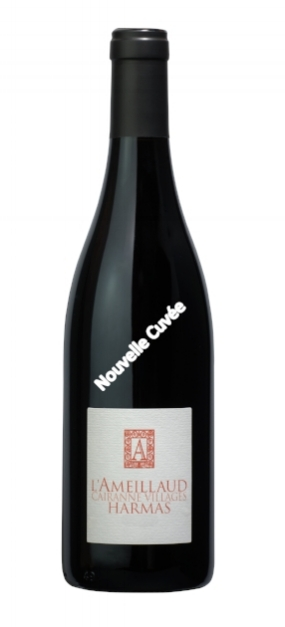 Harmas AOC Cairanne Villages, vin rouge