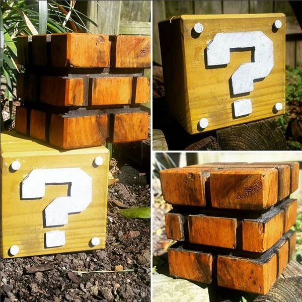 Mario Bros Question/Brick Blocks