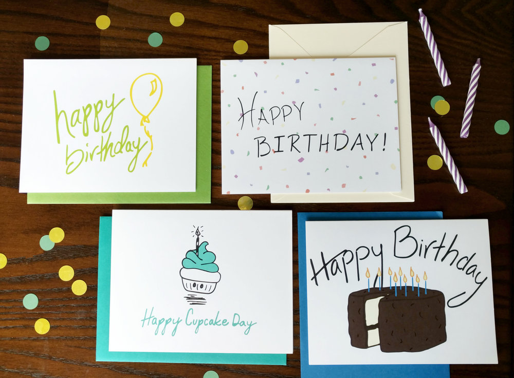 Product Spotlight Extraordinary Birthdays Meekly Yours – Birthday Card Collection