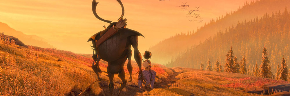 2. Kubo and the Two Strings