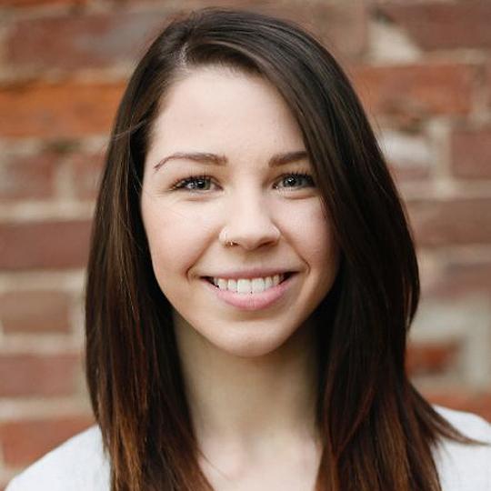 Sarah Bustin Education Lead