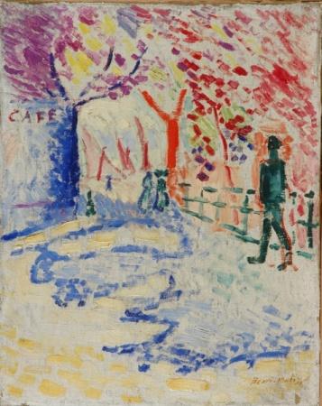 Henir Matisse, Un beau Matin d'Ete. 1905