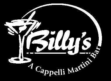 Billy's - A Cappelli Martini Bar