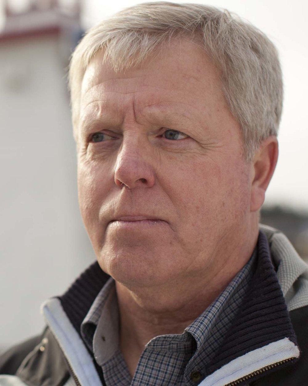 Bob Sweeney (Secretary-Treasurer)