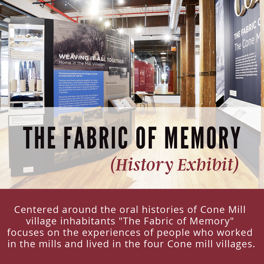 The Fabric of Memory  |  Revolution Mill