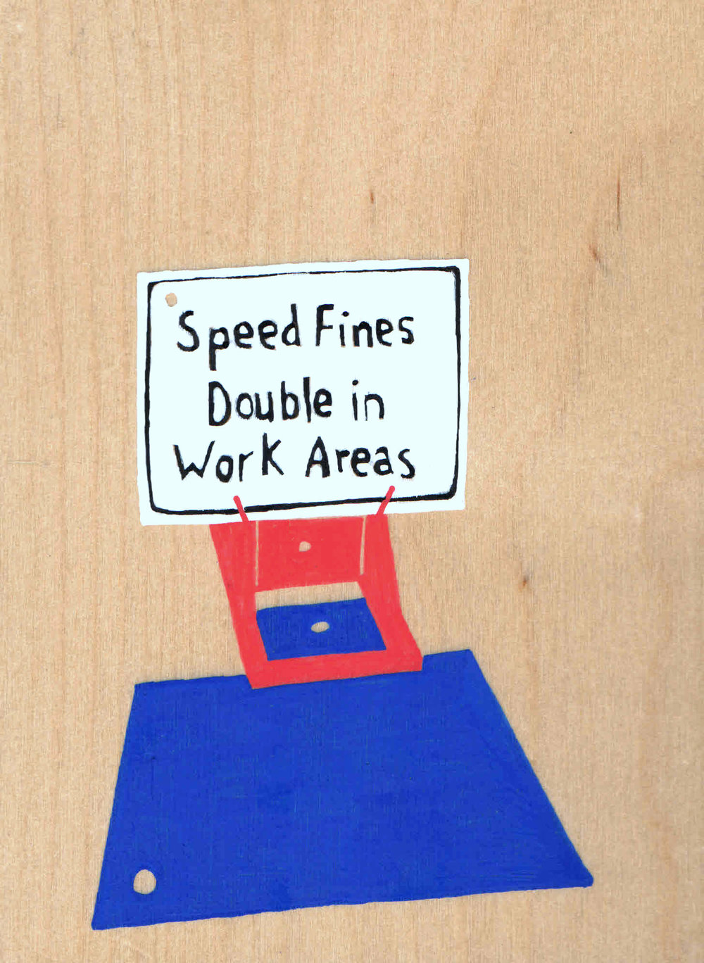 Double in Work Areas