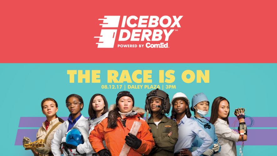I helped with the digital production side of work, including some online banner ads. I worked as a 1st A/C and BTS photographer during the event itself. Read more about it on Leo Burnett's   blog  . Visit the Icebox Derby website   here  .