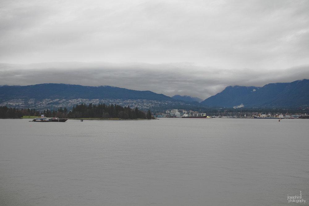 British Columbia trip in November, 2017.
