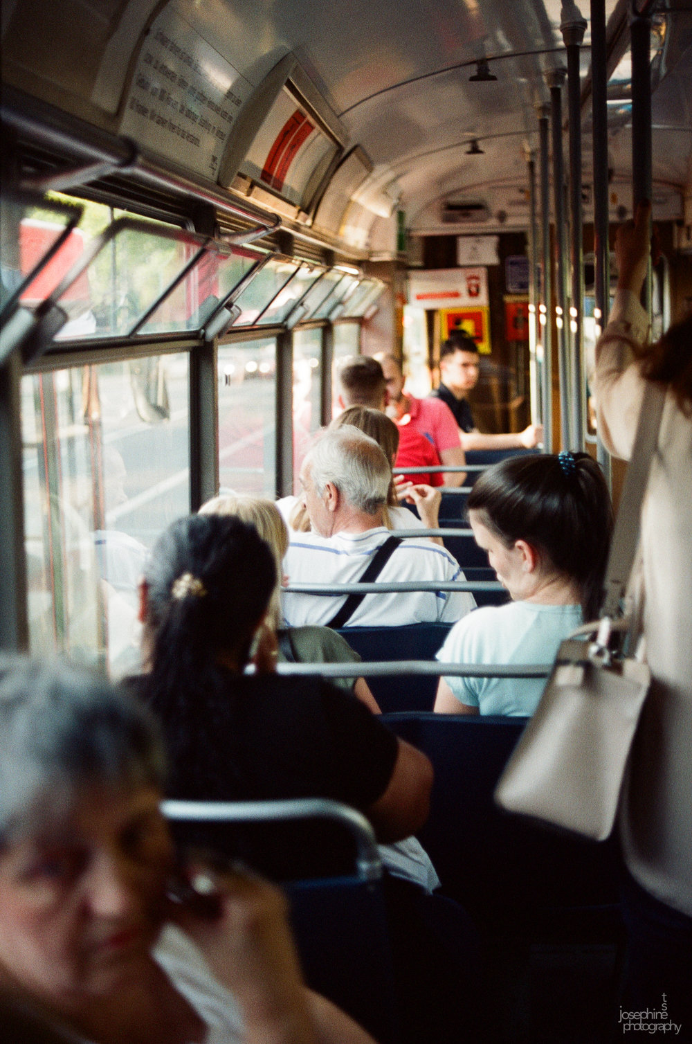 Streetcar in Beograd  Beograd, Serbia, 05/18