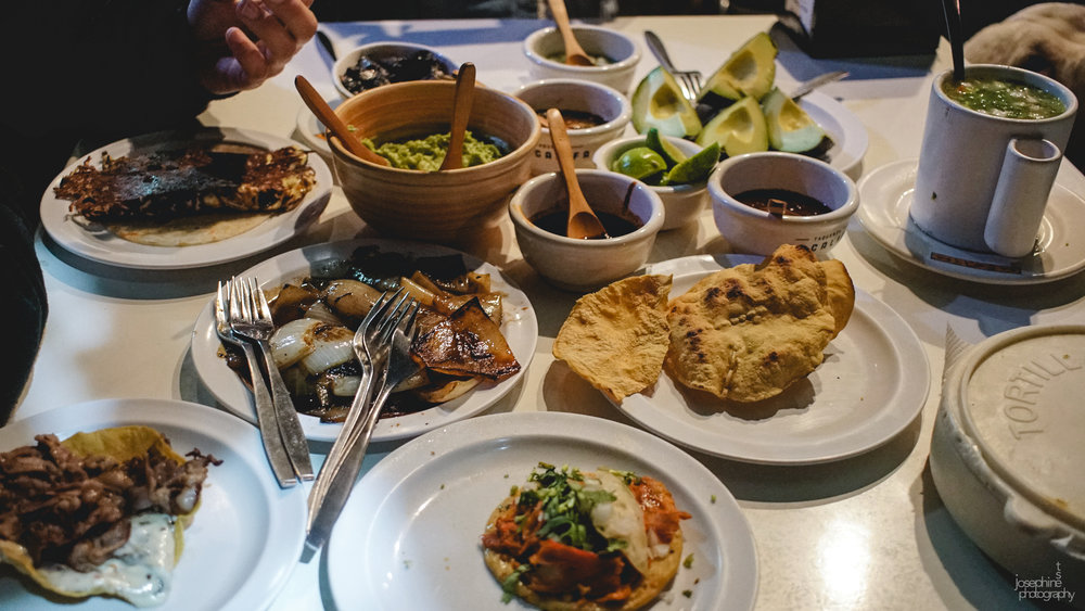 Christmas Meal @ el Califa