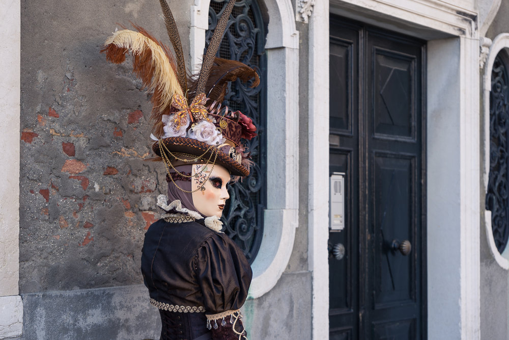 Venice Carnival as an Introvert Photographer