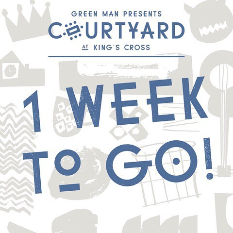 Only one week to go until we bring a little bit of Wales into the heart of London. Have you got your tickets yet? GM x