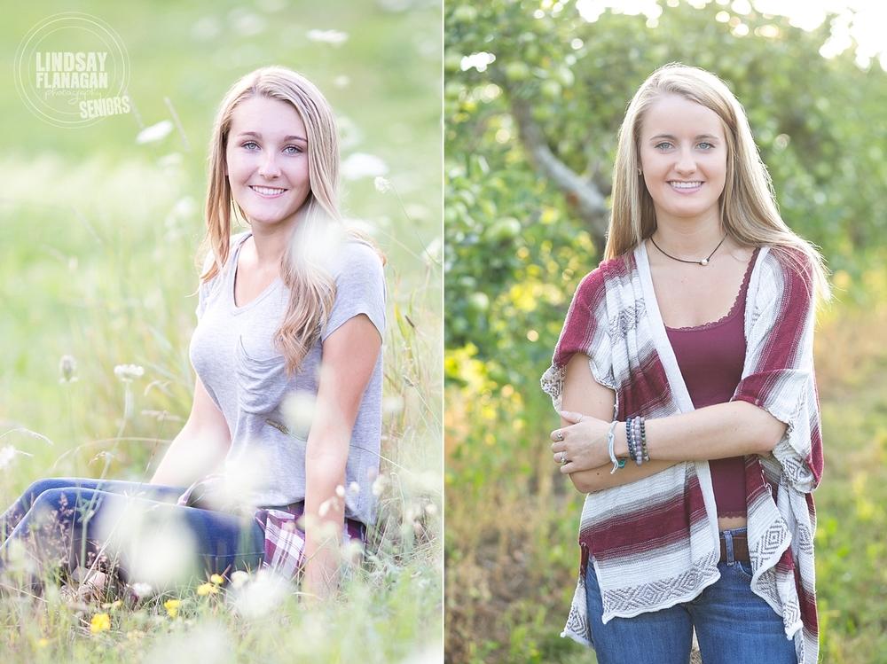 Senior Rep Program for Class of 2017 for Lindsay Flanagan Photography
