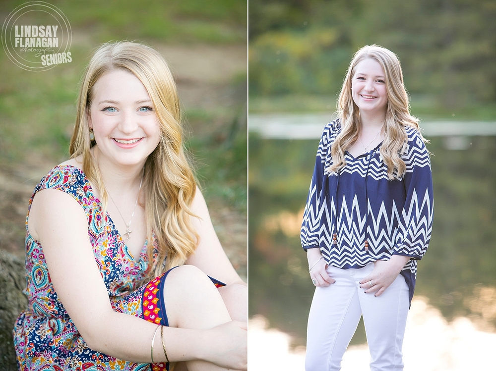 Manchester High School Senior Portrait Photographer