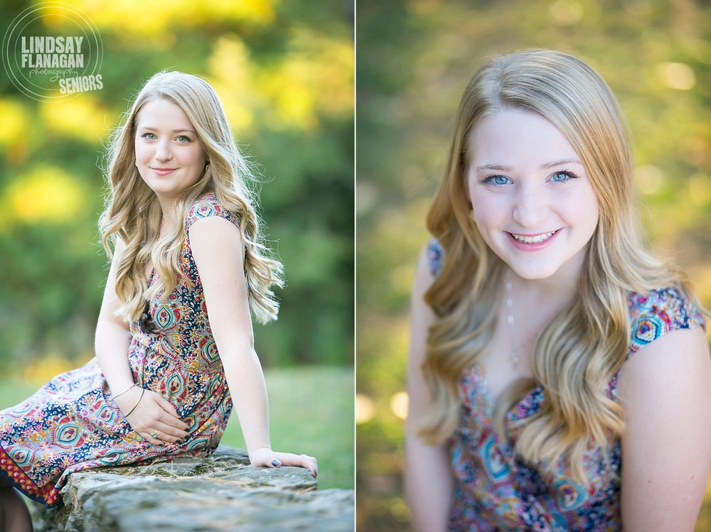 Manchester New Hampshire Senior Portrait Session