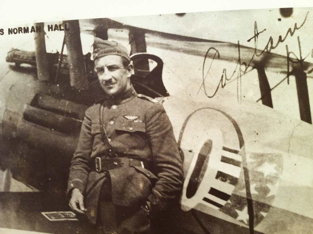 Capt. James Norman Hall