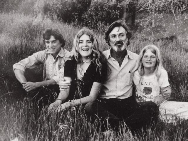 Conrad Hall & Children, 1975