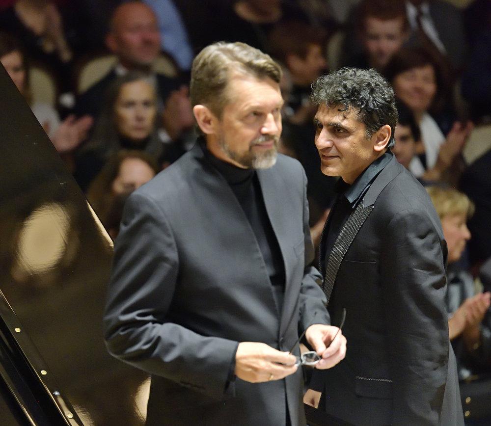 With Maestro Boreyko