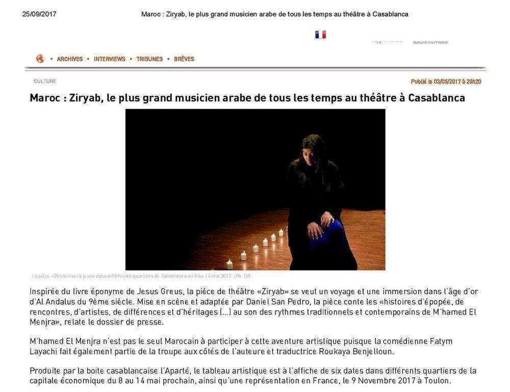 Maroc _ Ziryab, le plus grand musicien arabe de tous les temps au théâtre à Casablanca yabiladi-page-001.jpg
