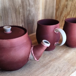 Learn How To Make A Teapot, Mugs And Other Breakfast Essentials In This  Half Hand Building, Half Wheelthrowing Monday Morning Class With Lindsey  Schneider.