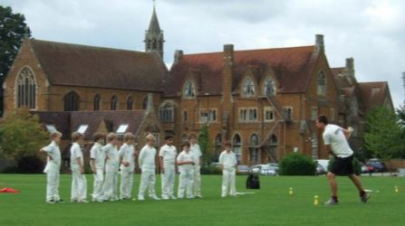 Bloxham School, Oxfordshire