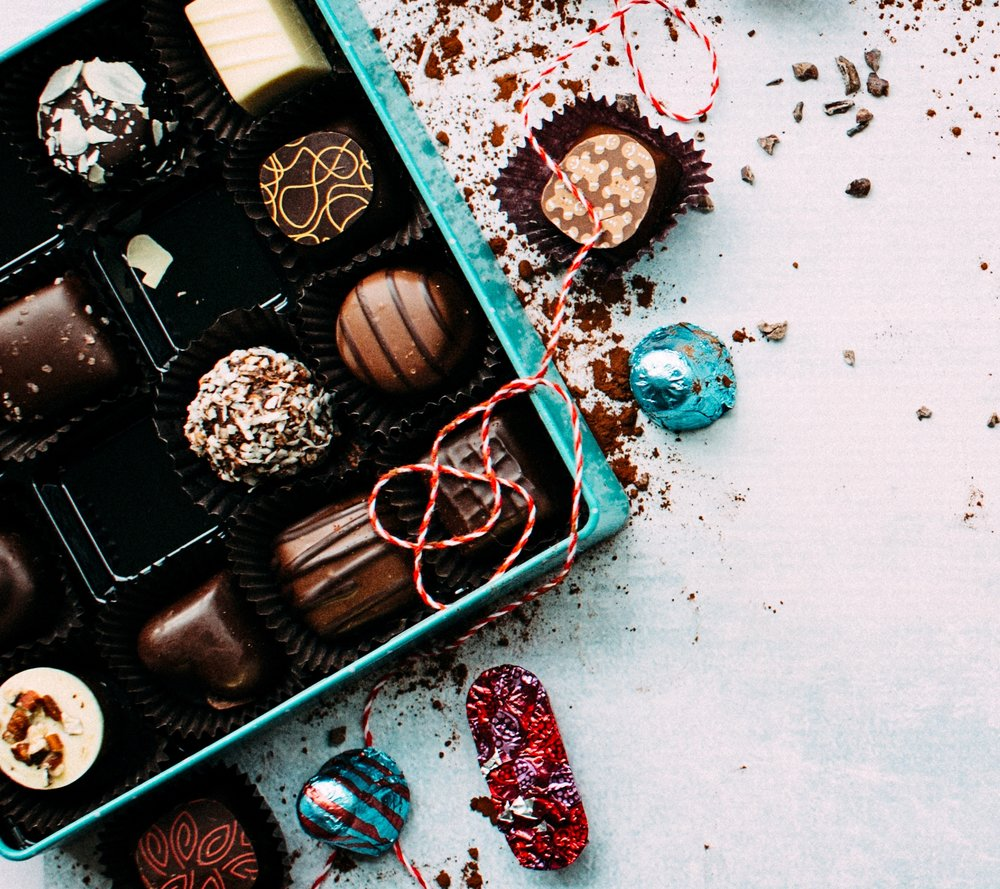 Getting the best out of your chocolate box when your favourite's gone (Photo credit: Unsplash)